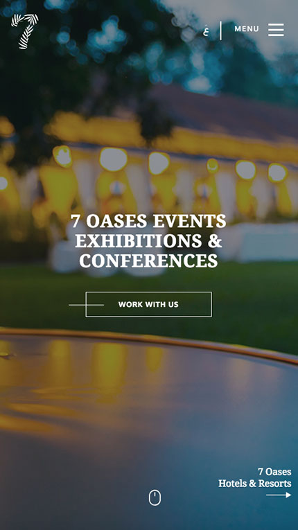 7 Oases Events