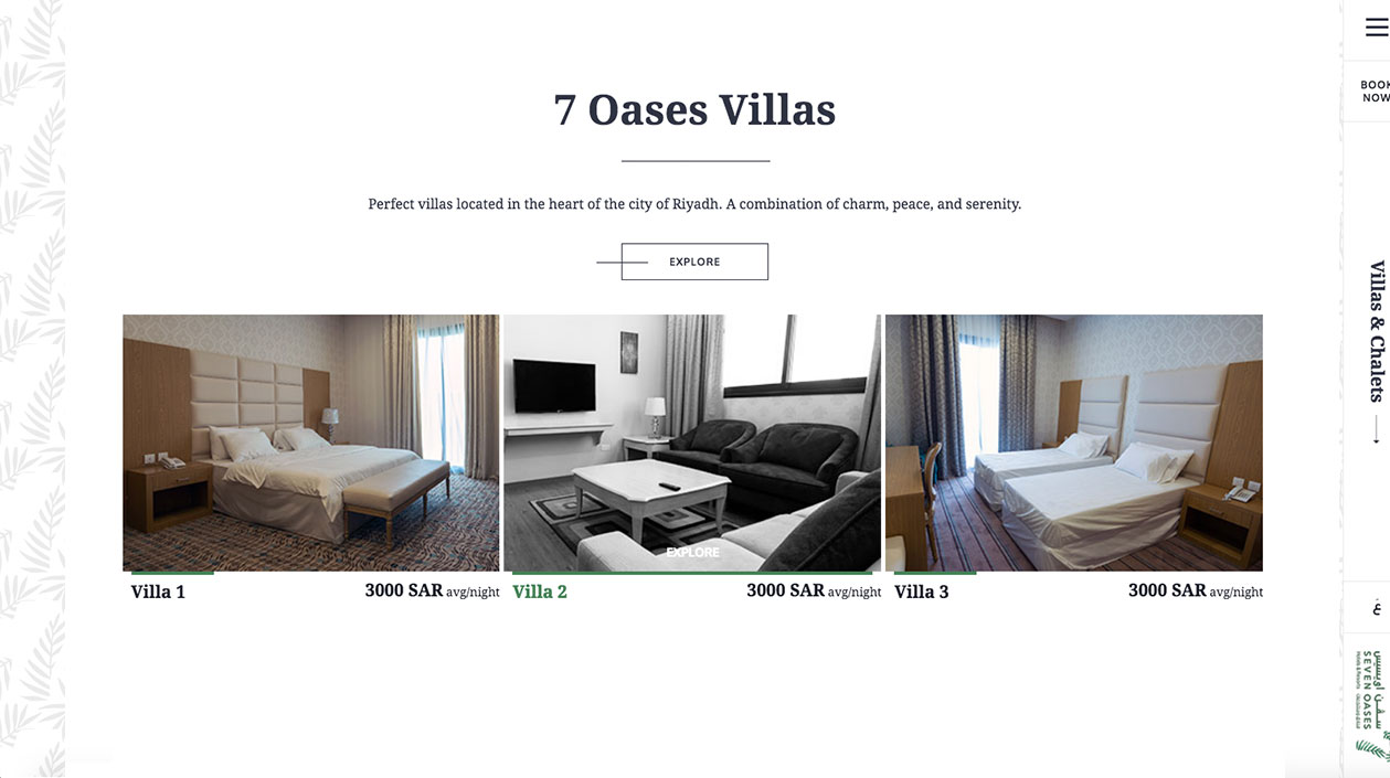 7 Oases Hotels & Resorts