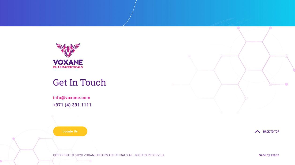 Voxane